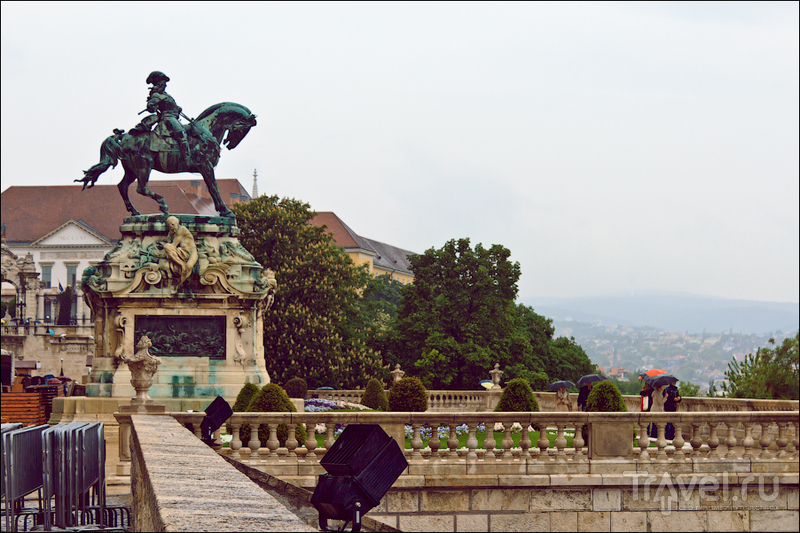 Дождливая Буда / Венгрия