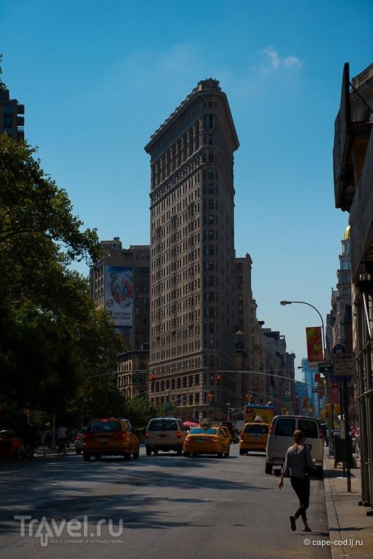 Один день на Манхэттене / США