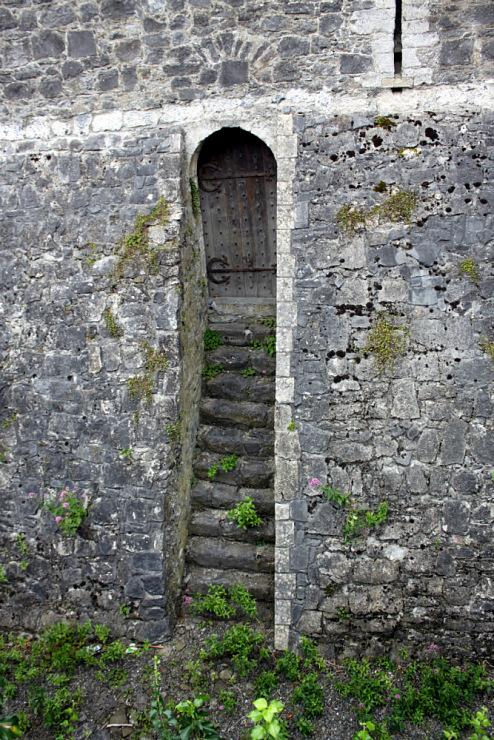 Килкенни - замок / Ирландия