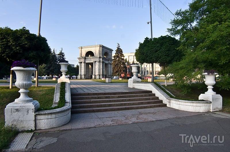 Молдавия: Кишинэу и в общих чертах / Молдавия