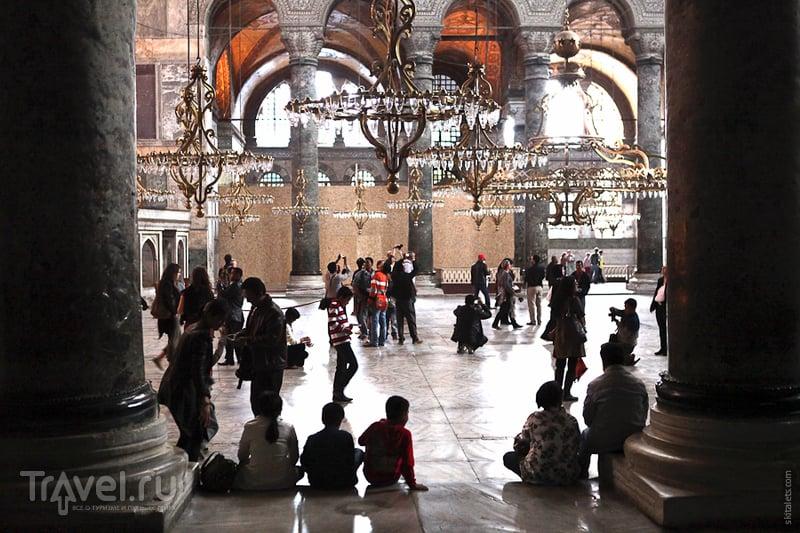 Три часа в Стамбуле / Турция