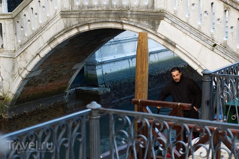 Венеция в январе / Италия