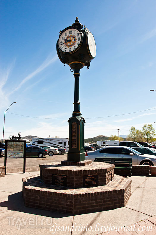 Williams Town / США