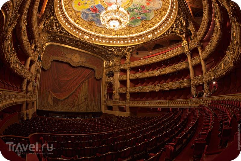 Логово Призрака Оперы / Франция