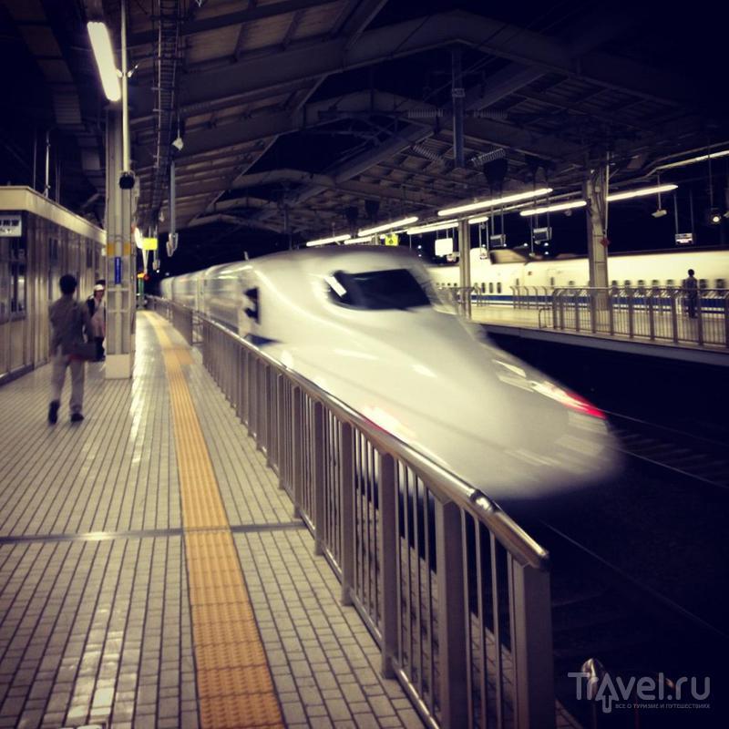 Япония: общие впечатления и инстагамки / Япония