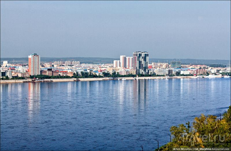 Благовещенск - лучший город / Россия