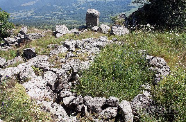 Неизведанная Грузия, Каменная Невеста / Грузия
