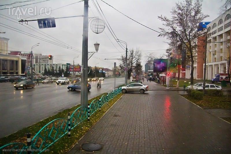 Самый благоустроенный Саранск против благоустроенного Ульяновска / Россия