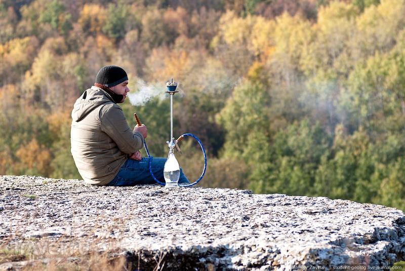Путешествие к Воргольским скалам. Осень / Россия