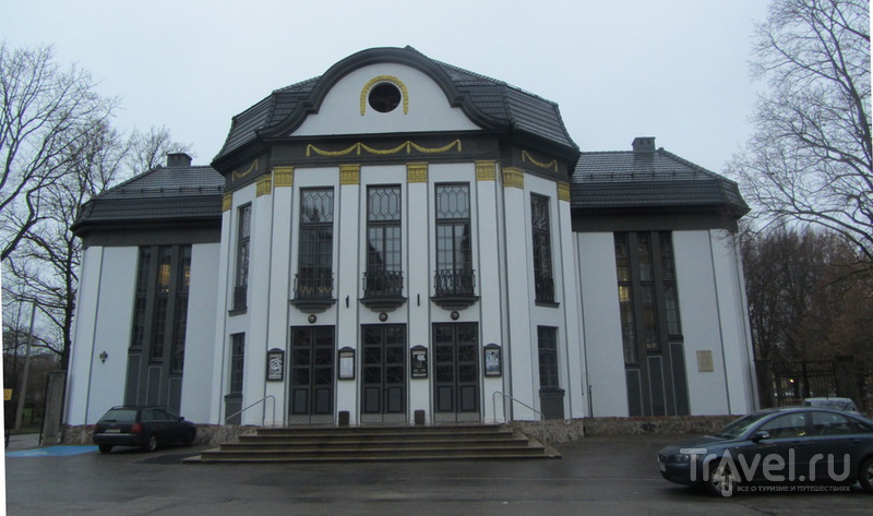 Тарту, второй по величине в Эстонии / Эстония