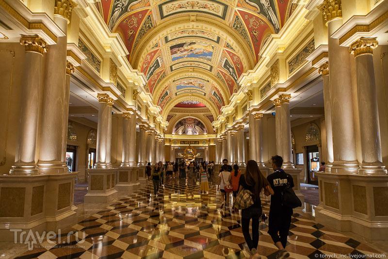 Казино Venetian в Макао / Фото из Макао