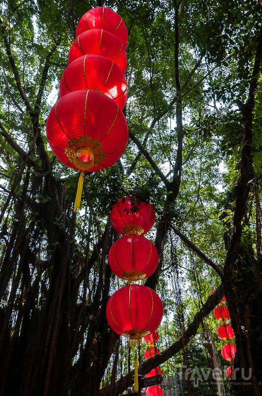 Парки Шэньчжэня: Splendid China Folk Village / Фото из Китая