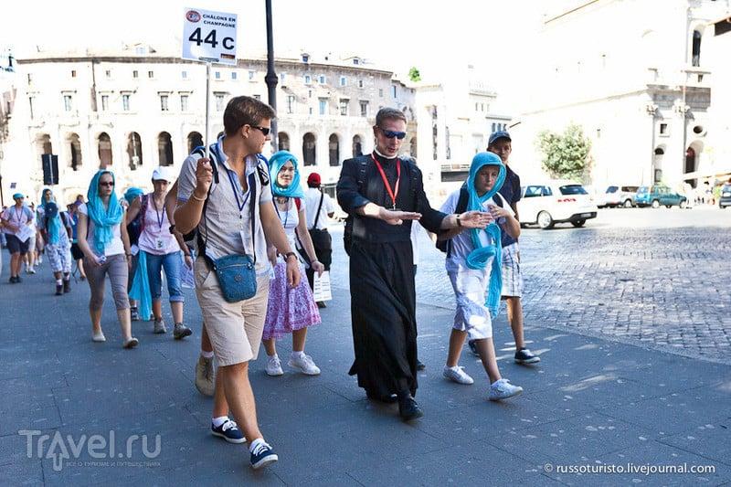 Ватикан: одной ногой на том свете / Фото из Ватикана