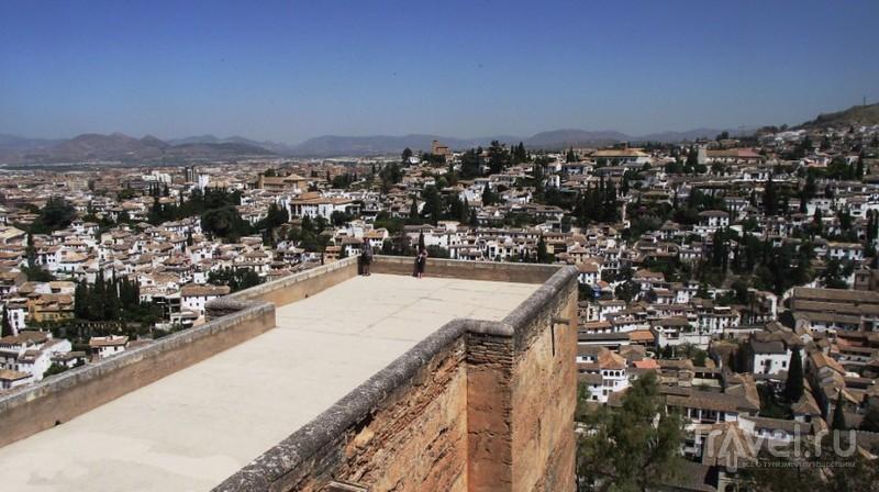 Испания, Гранада, Alhambra и не только / Испания