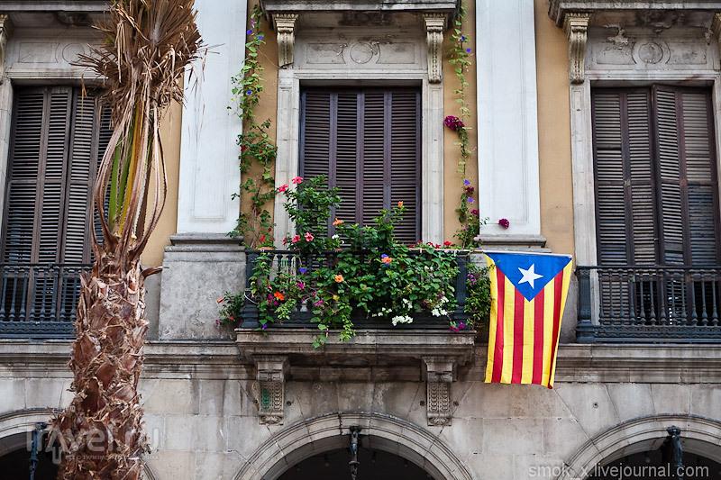 Барселона! Sagrada Familia, улицы, парки / Испания