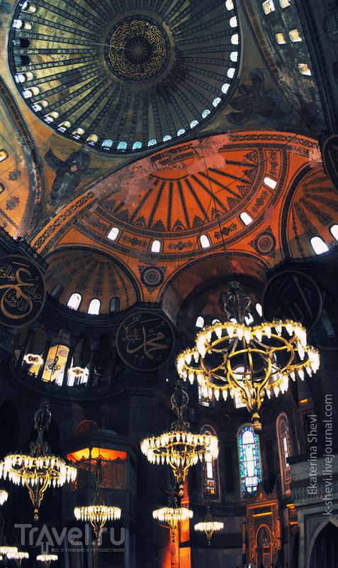 Айя-София. Стамбул / Турция