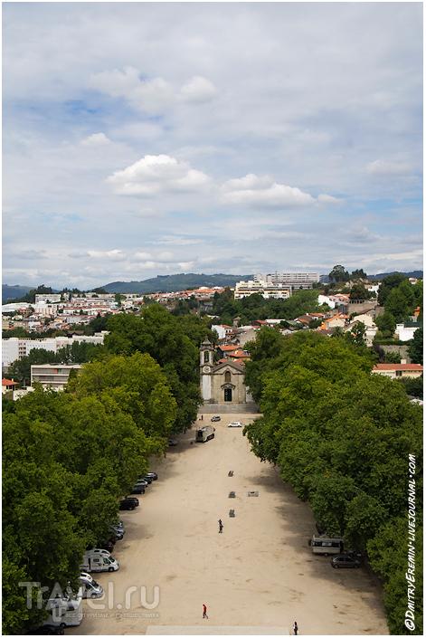 Галопом по Португалии / Португалия