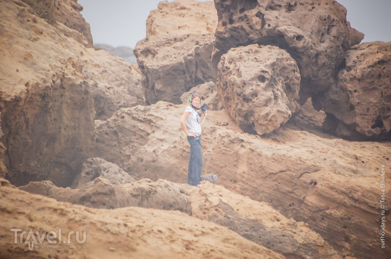 Волшебный спот Тамри в Марокко / Марокко