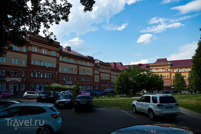 Подольск. Часть 3. Путь к центру города / Россия