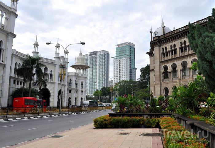 Комплекс вокзалов, Куала-Лумпур / Фото из Малайзии