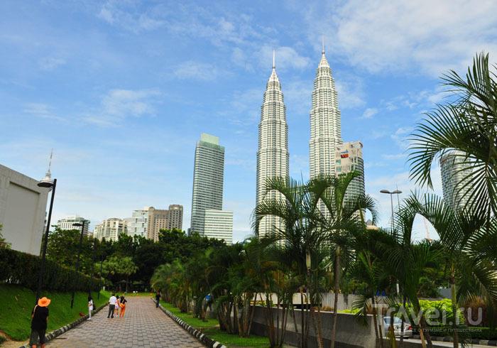 Petronas Tower, Куала-Лумпур / Фото из Малайзии