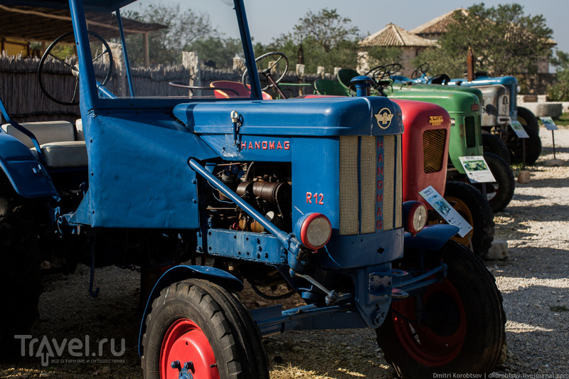 Путевые заметки: История Трактора, Хорватия / Хорватия