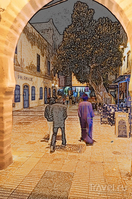 Марокко: место на Земле где жизнь дает вам больше чем вы можете взять / Марокко