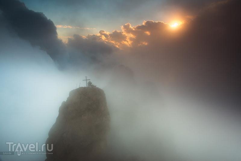 Осень в горах Украины. Крым / Украина