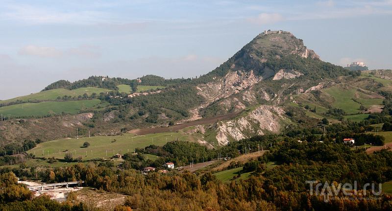 Майолетто - восхождение к замку / Италия