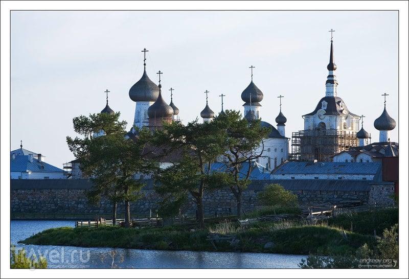 Россия: Соловецкий монастырь. Фоторепортаж / Россия