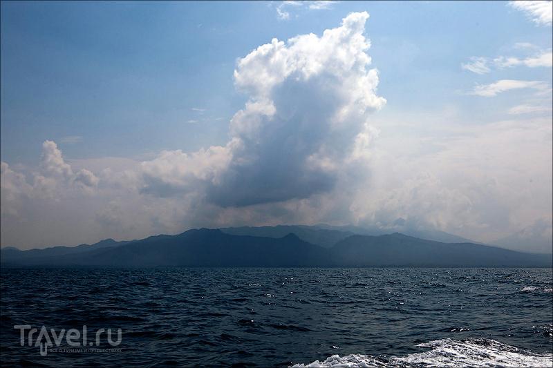Вулкан Кракатау / Фото из Индонезии