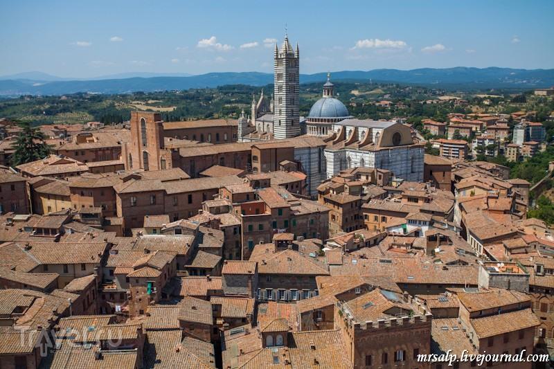 Прекрасная Сиена / Италия