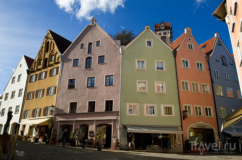 В городе Инсбрук, Австрия / Фото из Германии