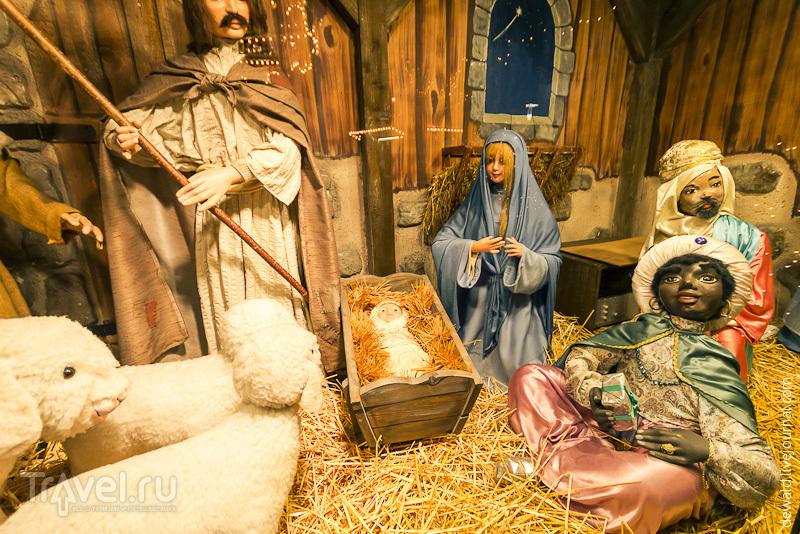 Рождественский базар в Трире / Фото из Германии