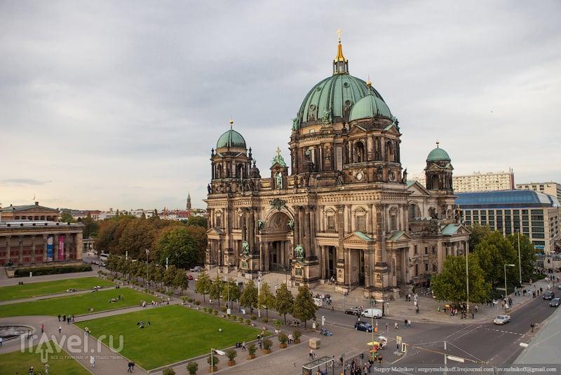 Смотровые площадки Берлина vol.1 / Германия