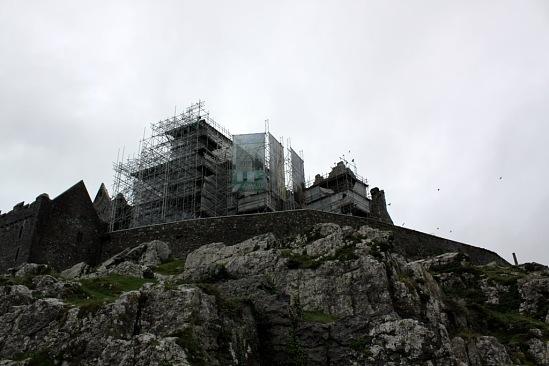 Скала Кашел (прошлая зима) / Ирландия