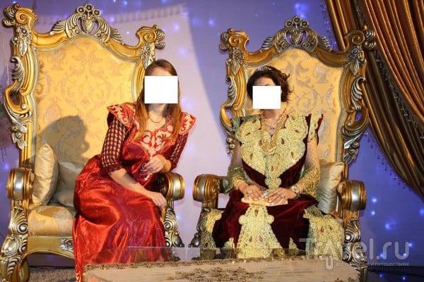 Свадьбы в городе Алжире (Алжир) / Алжир
