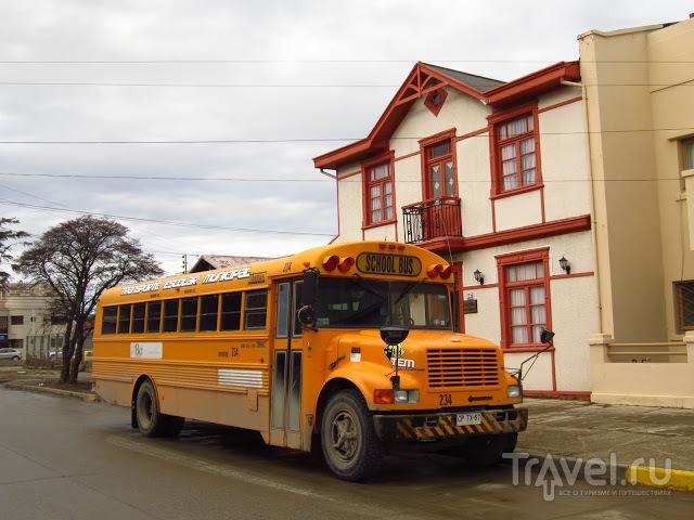 Пунта Аренас - кусочек европейской Патагонии / Чили