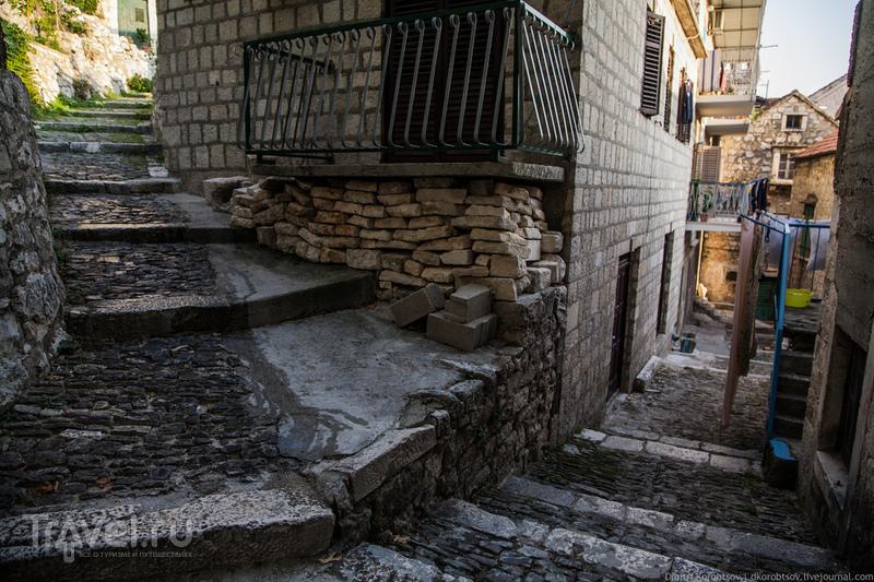 Путевые заметки: Омиш, Хорватия / Хорватия