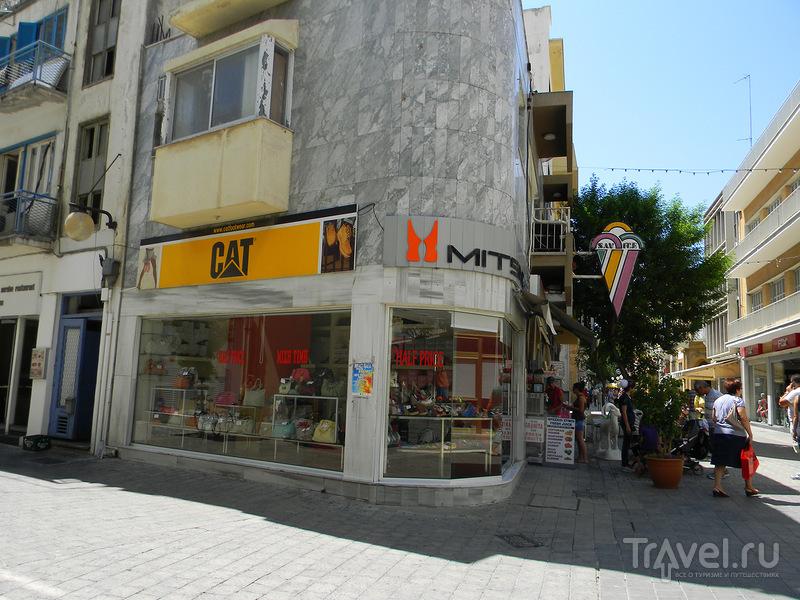 Старый город в Никосии / Кипр