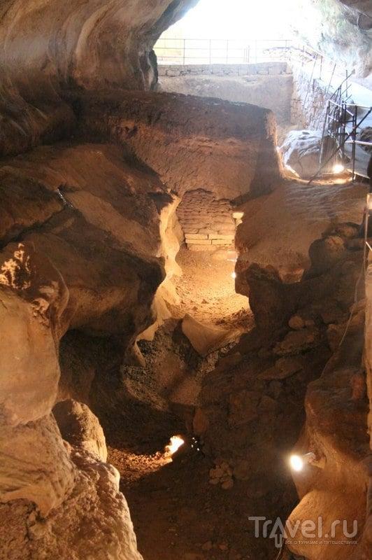 "Għar Dalam или ""Пещера Тьмы"" / Мальта"