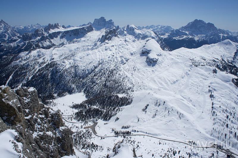 О горных лыжах в Италии / Италия