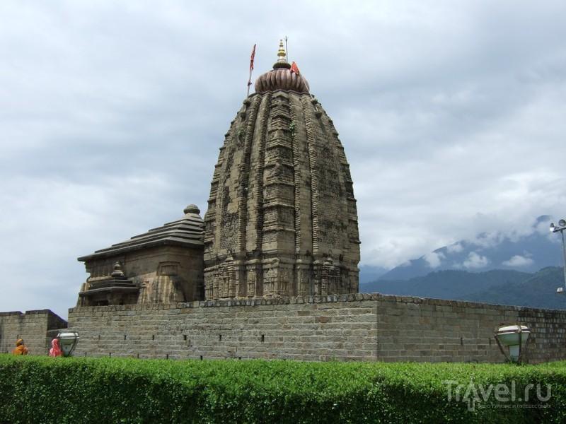 Индийские Гималаи. В поисках Золотого Майтрейи / Индия