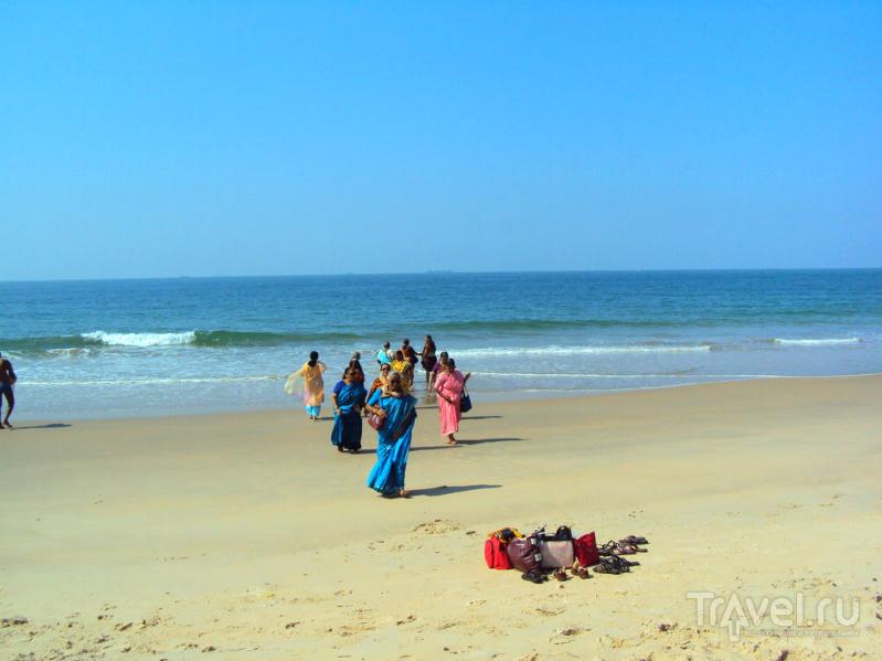 Индийские туристы / Индия