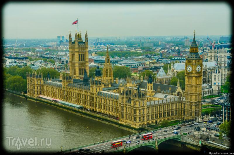 Великобритания в HDR / Великобритания