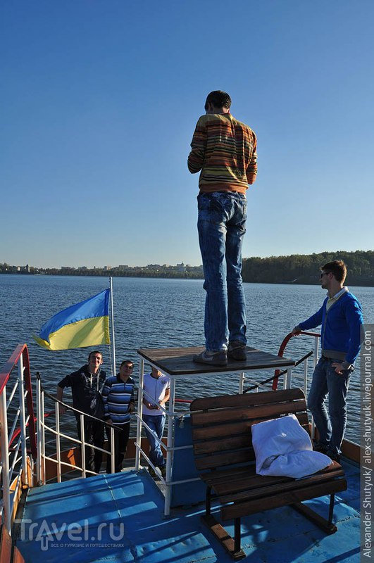 Тернопольское море / Фото с Украины