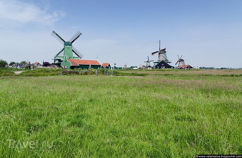 Нидерланды, Зансе-Сханс / Нидерланды