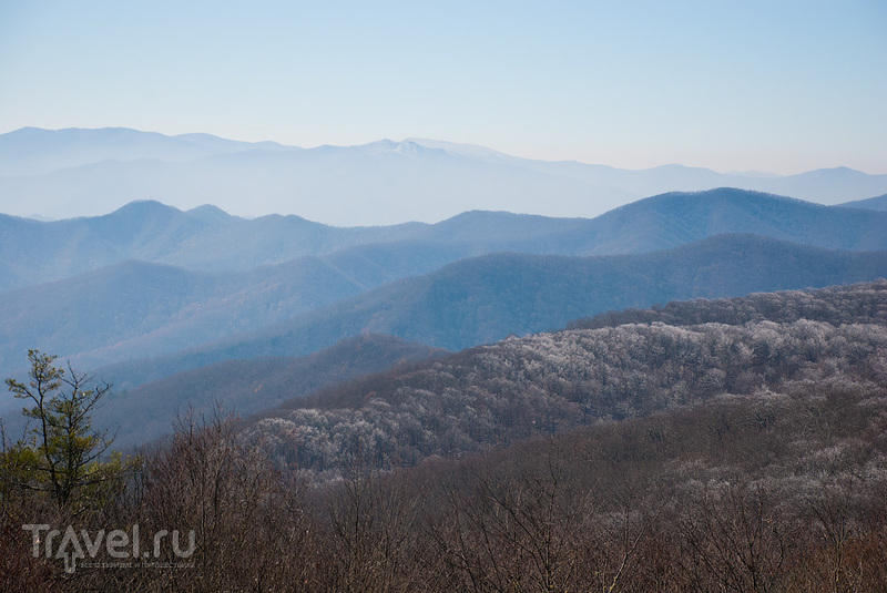 Great Smoky Mountains National Park / США
