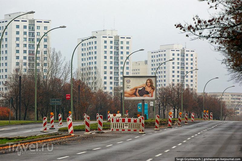 Берлин, в который вы никогда не поедете туристом / Германия