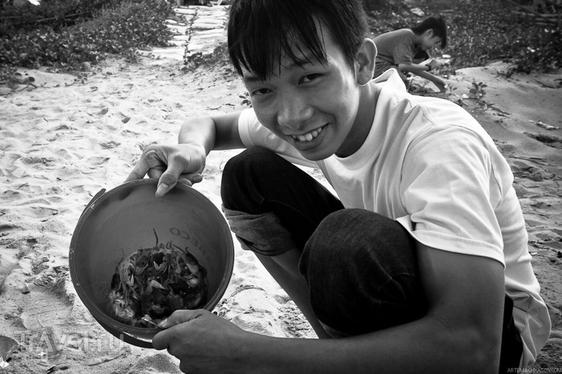 Вьетнам: 2 ракурса / Вьетнам